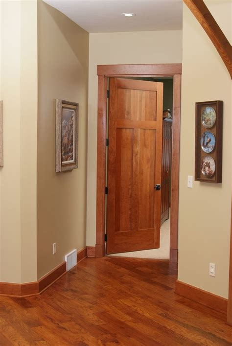 Interior Cherry Doors 17 Best Images About Interior Doors On Shaker Style Cherries And Baseboards