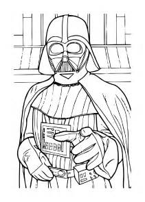 star wars coloring pages coloring kids coloriage star wars dark vador 7