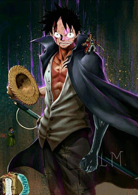 yonko luffy  artlord  deviantart