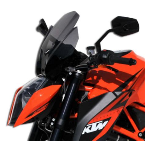 aomcmx ermax sport windshield ktm  superduke