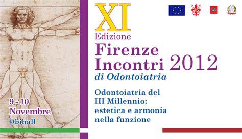 corsi di assistente alla poltrona gratuiti firenze incontri 2012 xi edizione odontoiatria iii