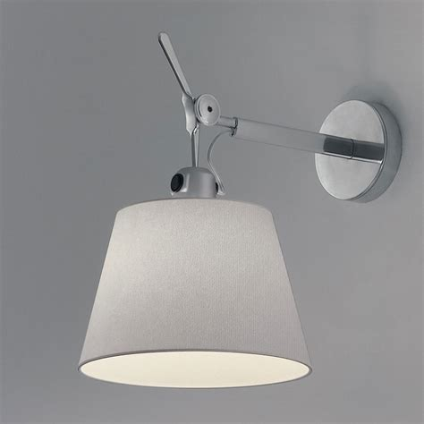 artemide tolomeo wall l buy the artemide tolomeo wall diffuser utility design uk