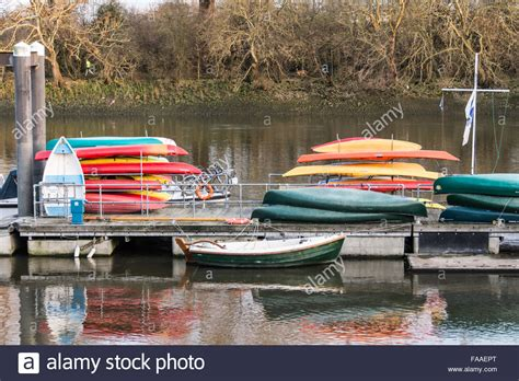 canoes uk boats and canoes on the river thames at chiswick london