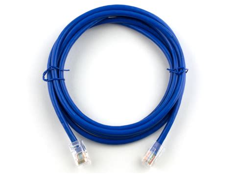Cat6 Utp Patch Cord 5 Meter networx 5ft assembled cat6 network patch cable blue computer cable store
