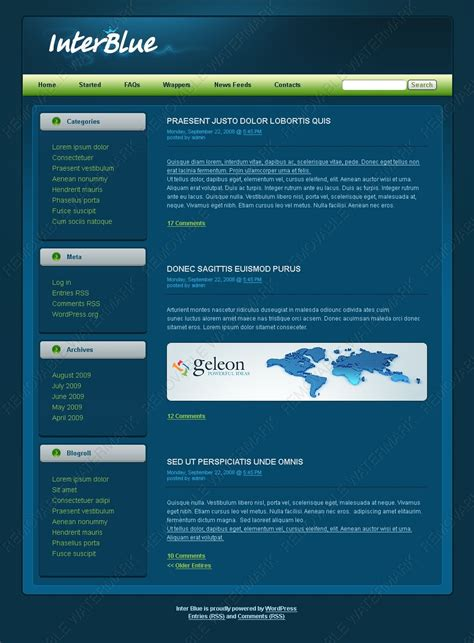 what is a psd template psd template