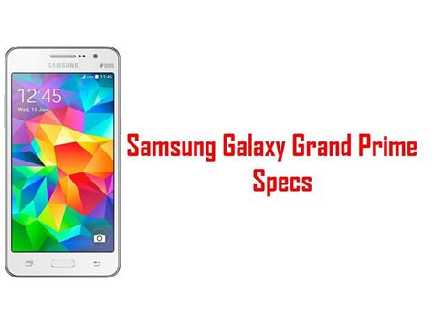samsung grand prime best themes samsung galaxy grand prime specs features youtube