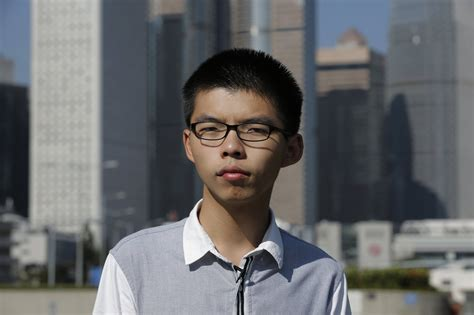 Hong Kong Activist Joshua Wong On Life Behind Bars Time