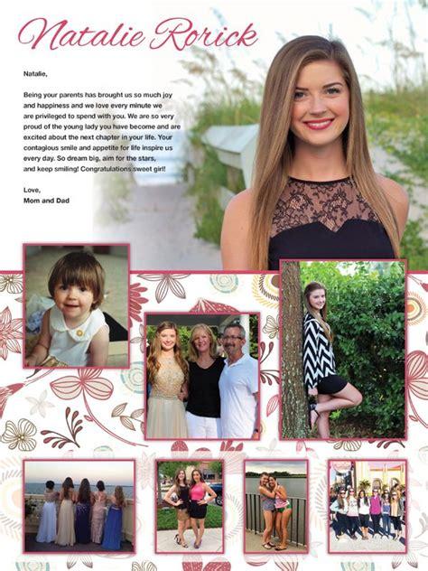 Best 25 Senior Ads Ideas On Pinterest Senior Yearbook Ads Senior Yearbook Ideas And Senior Baby Year Book Template