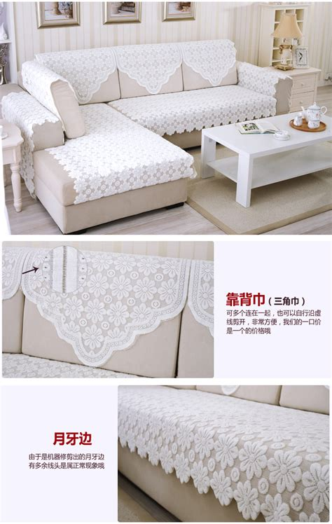 couch to runner new lace sectional sofa couch cover furniture protector