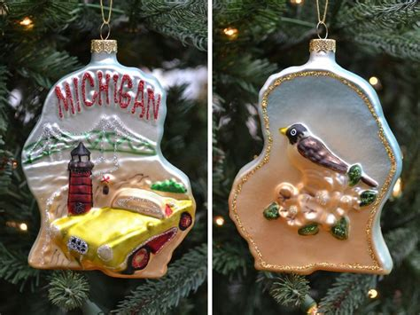 christmas ornaments michigan 47 best michigan christmas