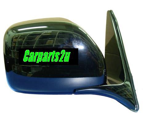 front door mirror parts to suit toyota landcruiser 100 series 1 1998 7 2007