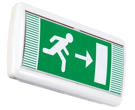 illuminazione di sicurezza installare illuminazione di emergenza illuminare