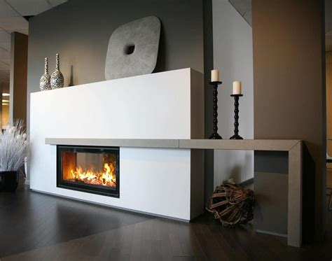 Corner Kitchen Furniture by Double Sided Fireplace Design Ideas Nurani Org