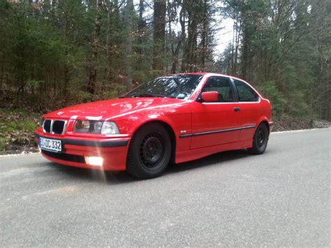 Bmw 316i Compact Tieferlegen by 316i Luftpumpe Compact 3er Bmw E36 Quot Compact