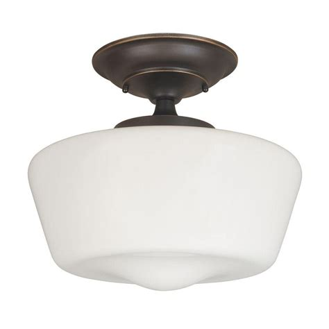 world imports wi9007 luray contemporary semi flush mount