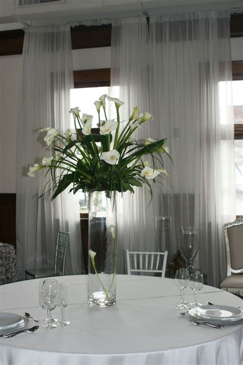 46 Best Calla Lily Inspiration Images On Pinterest Calla Table Centerpieces