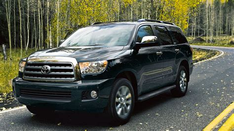 Toyota Sequoia 2015 Price 16 Most Affordable Suvs With 3 Rows Page 6 Of 16 Carophile