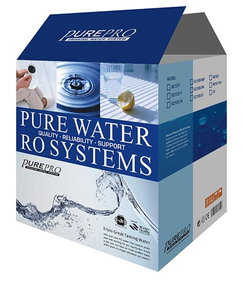 the color box purepro 174 osmosis water filter systems