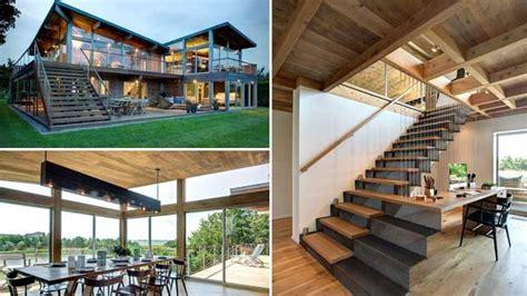 interni casa in legno 4 interni di in legno moderne bcasa