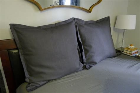 Pillow Sham Tutorial by Tutorial Shams With Flanges Welcome To Heardmont