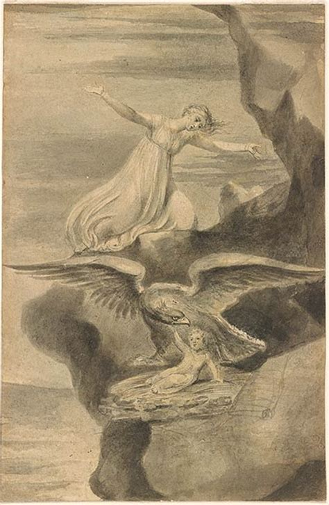 william blake the drawings william blake the eagle drawings online the morgan library museum