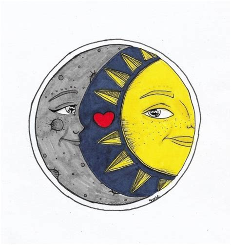 imagenes tumblr luna sol y luna tumblr