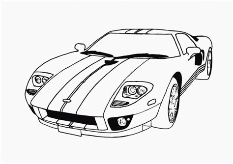 street cars coloring pages mustang coloring pages bestofcoloring com