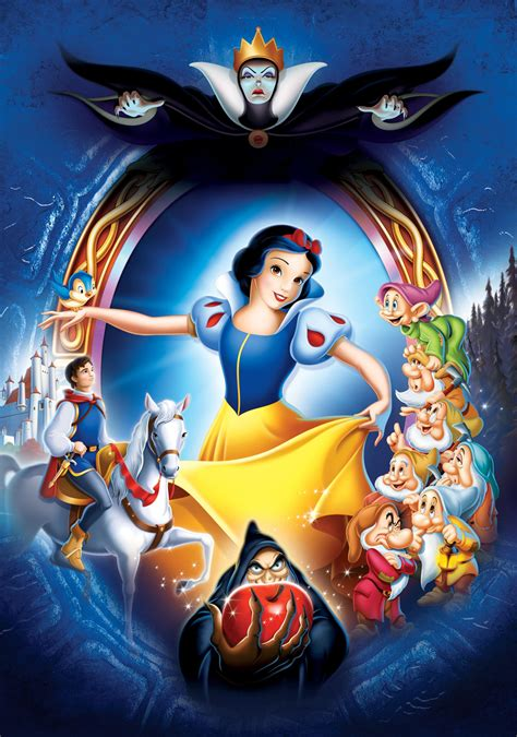 snow white and the snow white and the seven dwarfs movie fanart fanart tv