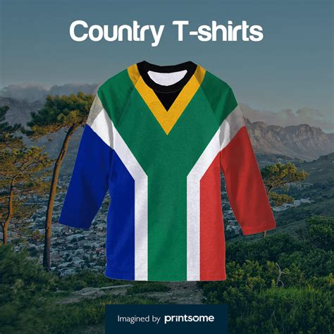 T Shirt South Africa south africa t shirt by printsome on deviantart