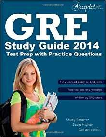 gre prep 2018 test prep book study guide practice test questions for the ets graduate record examination books gre study guide 2014 gre test prep with practice