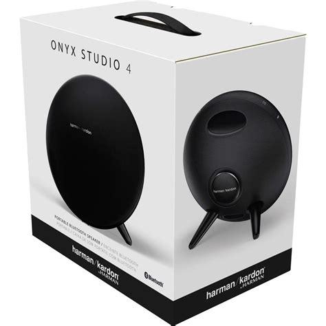 Speaker Bluetooth Kardon bluetooth speaker harman kardon onyx studio 4 black from conrad