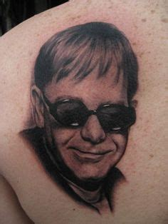 Robin Tattoo With Lyrics From Elton John S Candle In The | 1000 images about elton john on pinterest elton john