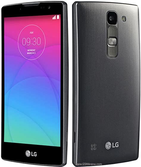 Hp Lg J3 lg spirit pictures official photos
