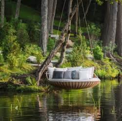 Backyard Swing Ideas Garden Chair Ideas Modern Home Exteriors