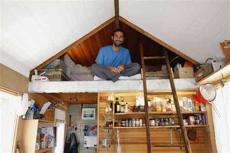 tiny houses gain popularity in bay area but also