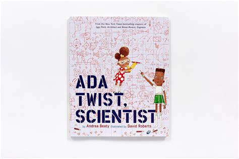 ada twist scientist 1419721372 ada twist scientist hardcover abrams