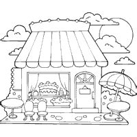 candy sweets 187 coloring pages 187 surfnetkids