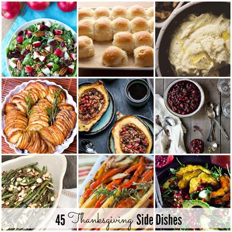 thanksgiving side dishes thanksgiving side dishes the idea room