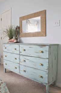 beach bedroom sets beach themed bedroom aqua painted unfinished dresser from