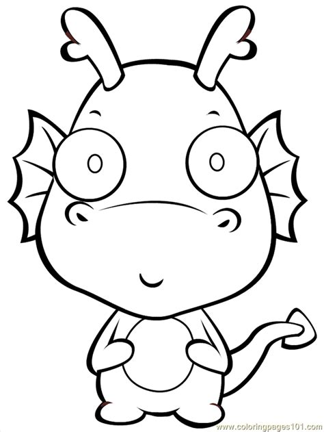 cartoon dragon coloring pages cartoon coloring pages