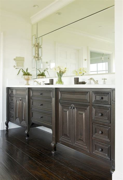 Vanity Furniture Style Vanity Ideas Transitional Bathroom Abbott Moon