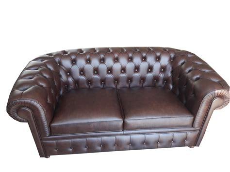 divani pelle invecchiata divano chesterfield 2 posti cm 165x85 h cm 72 in vera pelle