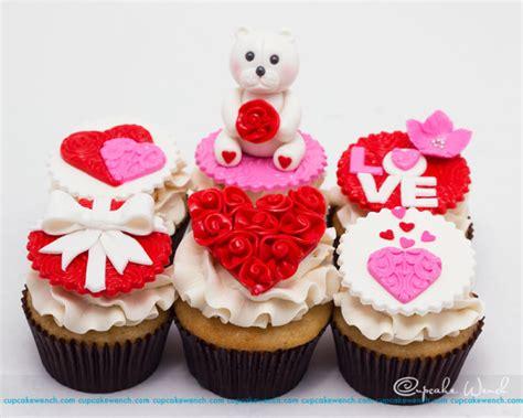 valentines day muffins cupcake wench