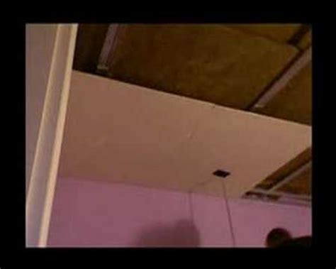 soundproof drywall ceiling soundproofing a ceiling using resilient channels how to
