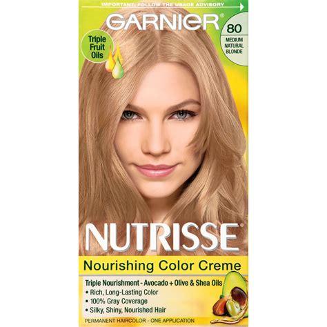 garnier olia powered permanent hair color