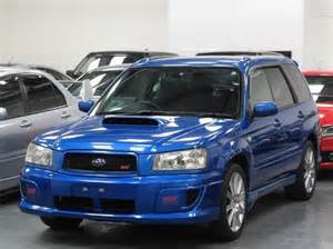 Subaru Forester Turbo For Sale Used 2004 Subaru Forester 2 5 Sti 4wd Turbo For Sale In