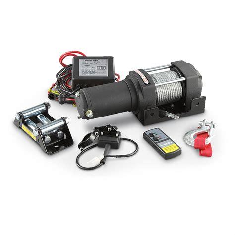 grip 9500 lb electric winch wiring diagram efcaviation