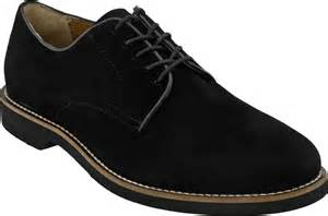 dress casual shoes bass s buckingham casual suede lace up oxford dress