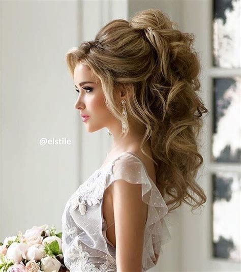 Wedding Hairstyles No Curls by 25 Best Ideas About Volume Hairstyles On