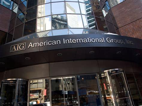insurance companies american international group  aig hiring  united states